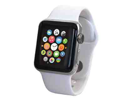 Apple Watch - 42MM Face with 2 Additional Bands, Stand & Software