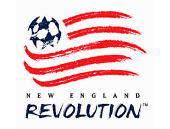 New England Revolution - Four Tickets to Any 2016 Regular Season Game