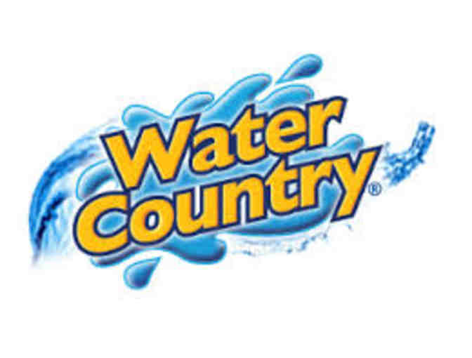 Water Country - Two One-Day Admission Passes, 2015 Season