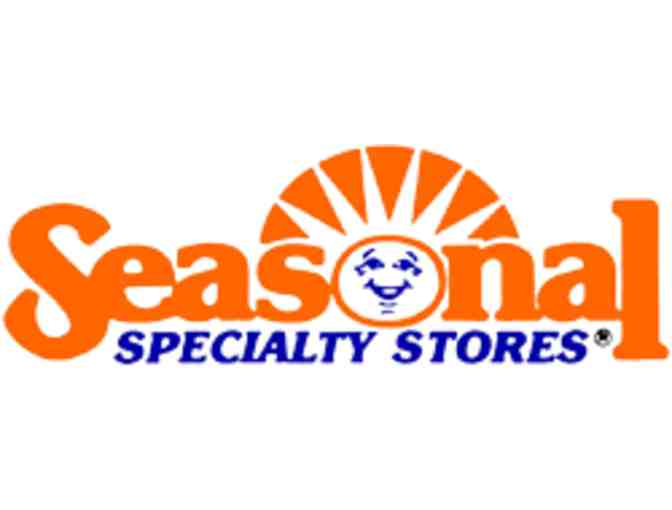 Seasonal Specialty Stores - $50 Gift Certificate