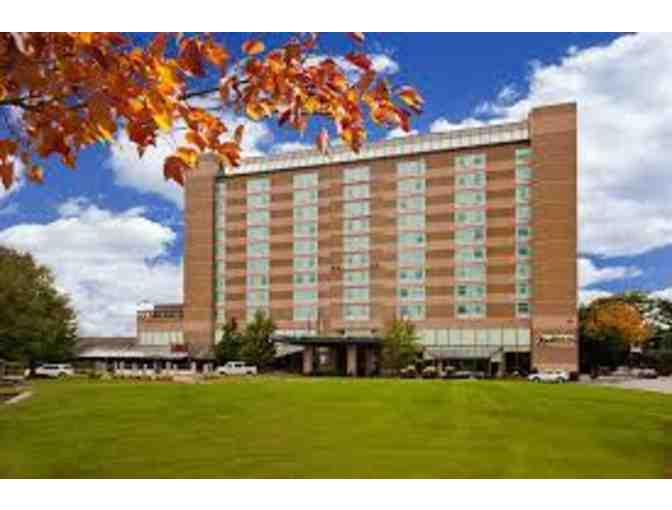 Radisson Hotel, Manchester, NH - Bed & Breakfast Gift Certificate