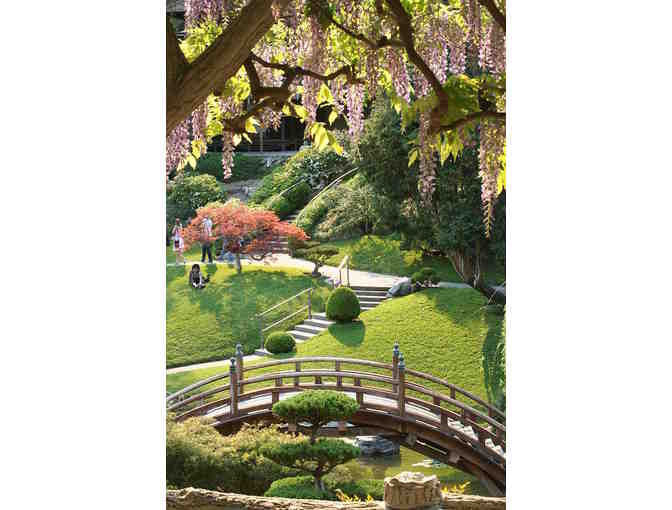 Two Admission Passes to The Huntington Library & Botanical Gardens