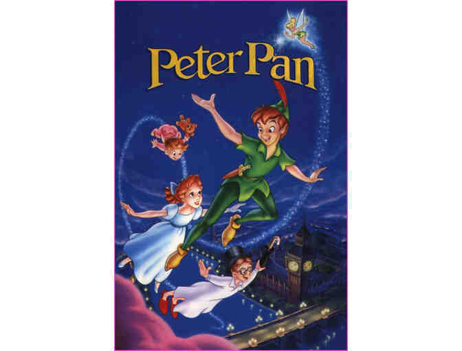 Peter Pan - Two Front Row Seats on Saturday, February 7, 2015