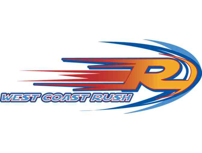 West Coast Rush Cheer Four Class Series