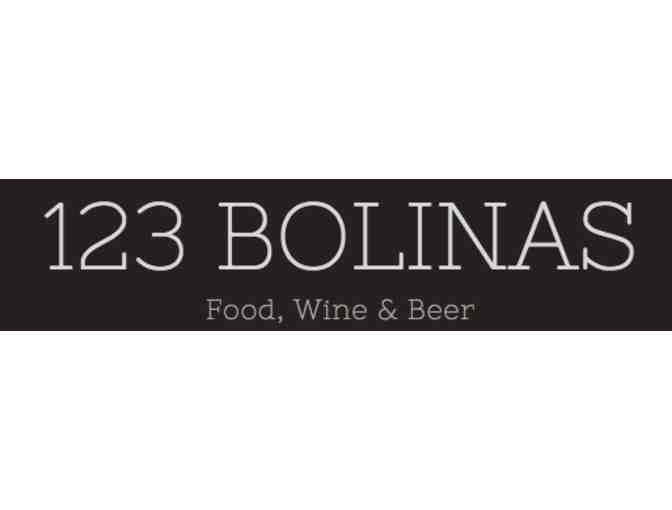 123 Bolinas Restaurant - $50 Gift Certificate - Photo 1