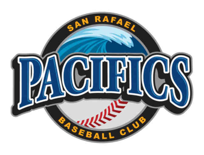 4 General Admission tickets to San Rafael Pacifics Home Game - Photo 1