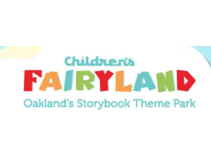 Children's Fairyland - 4 General Admission Passes - Photo 1