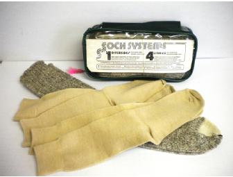 No More Cold Feet with Sock Systems!