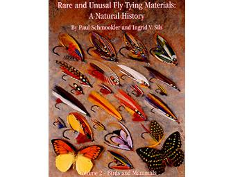 Rare and Unusual Fly Tying Materials: A Natural History (2 volumes)