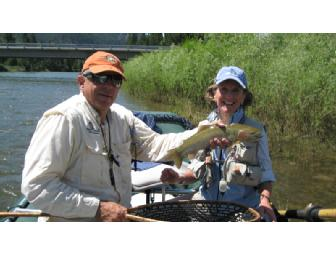 Two-night stay at Montana Lodge with Grizzly Hackle Fly Fishing Trip