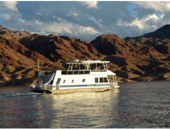 Houseboat Vacation in Nevada or California: 5 Days/4 Nights!
