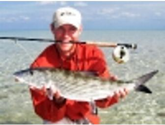 Bahama Bonefishing! South Andros Island, 7 Nights/6 Full Days of Fishing for Two!