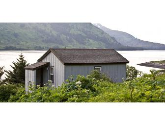 Alaskan Adventure for One Adventurous Person at Kodiak Raspberry Island Remote Lodge