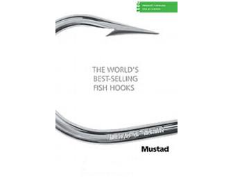 Mustad Selection of Signature Saltwater Hooks #1/0, 1, 2/0, 2, 4