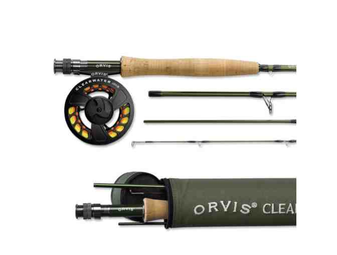 Orvis Clearwater Rod/Reel/Line