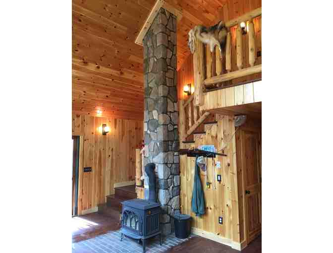 Two (2) Night Stay in Rangeley, ME along with a day of fishing for Two people