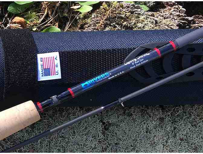 8 Rivers Fly Rod