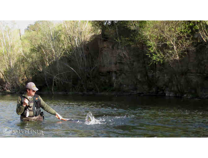 Seven Day Fly Fishing Trip for Two in the Pyrenees of Spain