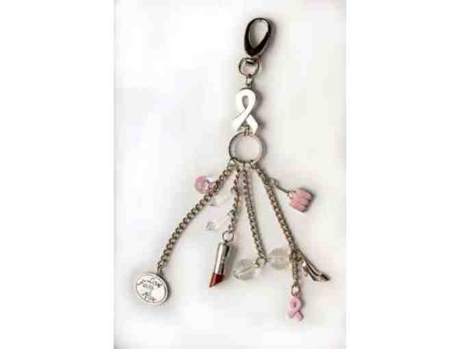 Love, Faith & Hope Key Chain and the Love, Friend, Forever Bracelet