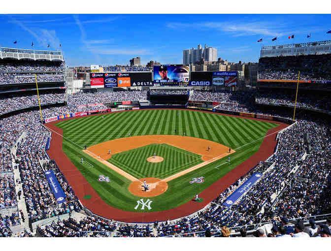 Two Box Seat Tickets to a 2019 Yankees Home Game