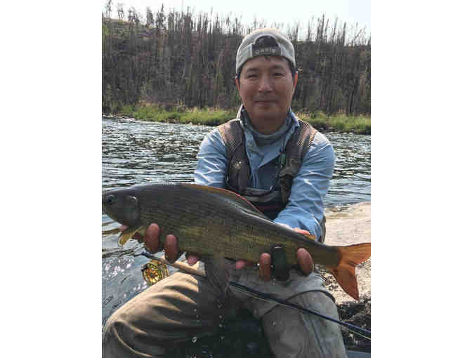 Five Day Trip for Two to Hearne Fishing Lodge in the NWT of Canada