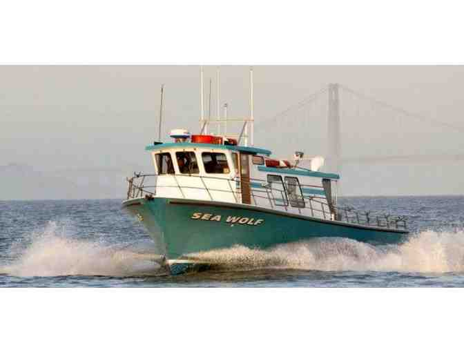 San Francisco Bay Area-Full Day Deep Sea Fishing Trip for Two Aboard the Sea Wolf