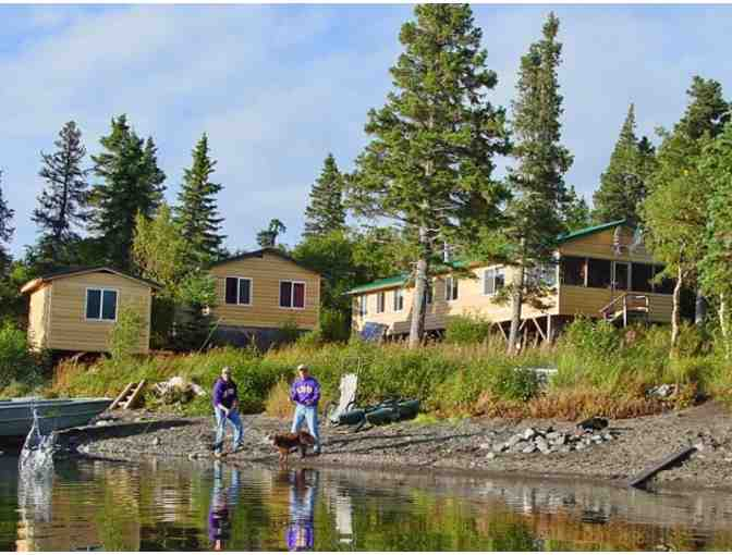 Bid on a 50% Off Coupon for a trip to Alaska's Legend Lodge for up to 8