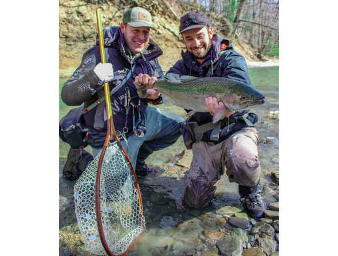 Full Day Guided Fishing Trip for Two in Western Pennsylvania - Photo 1