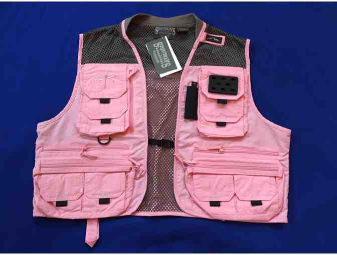 Fly fishing Apparel - Includes a Vest T-Shirt and Hat - Photo 1
