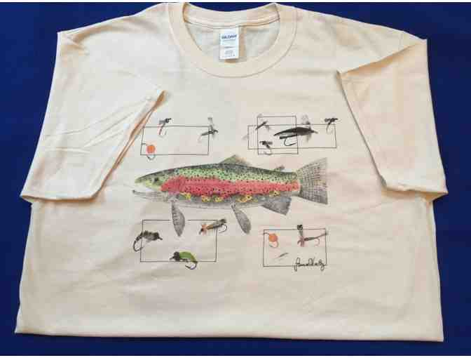 Fly fishing Apparel - Includes a Vest T-Shirt and Hat - Photo 6