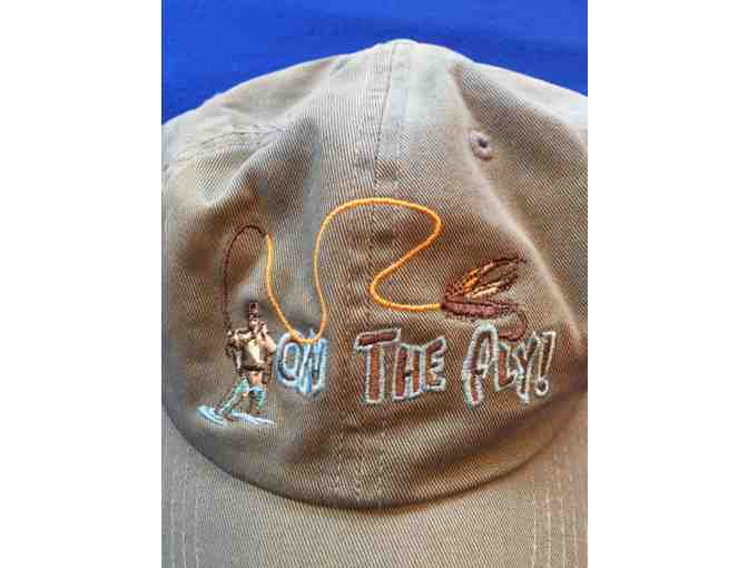 Fly fishing Apparel - Includes a Vest T-Shirt and Hat - Photo 8