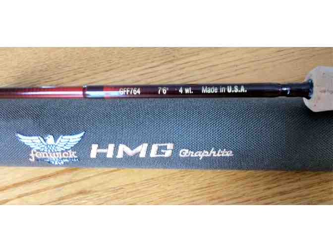 "Fenwick Graphite Rod 7""6"" 4 wt - Photo 1"