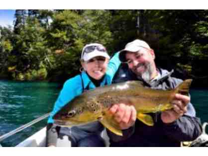 7 Night Stay for Two Anglers with Argentina Waters in Esquel including Fly Fishing Guide