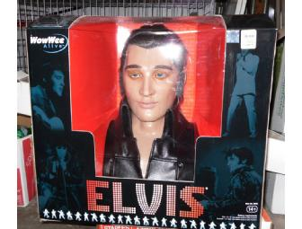 Elvis Karaoke Machine
