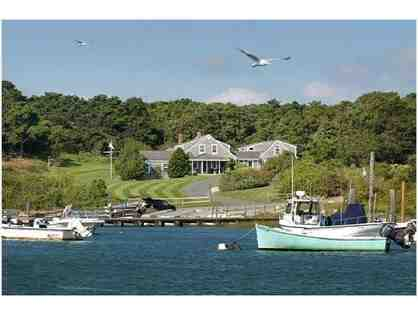 Cape Cod Long Weekend in Historic Waterfront Chatham Home