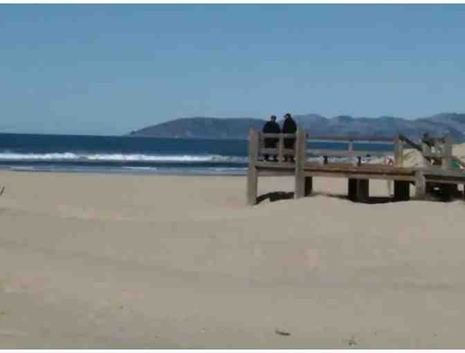 Two-Night Beach & Sand in Wine Country Stay
