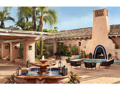 Rancho Valencia Resort & Spa: One night stay in a luxurious Agave Suite