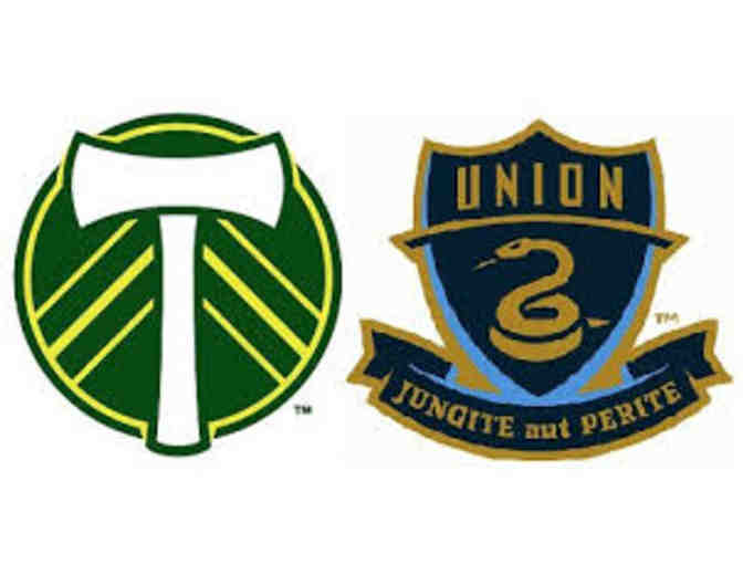 Two (2) tickets to Timbers Game - August 4, 2018