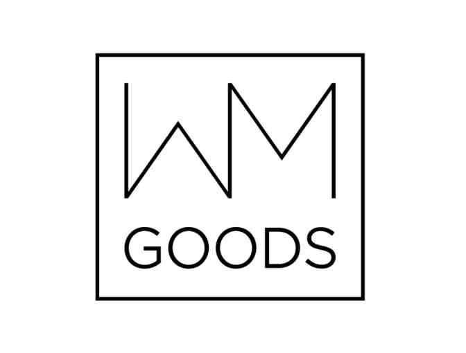 $100 Gift Card to WM Goods