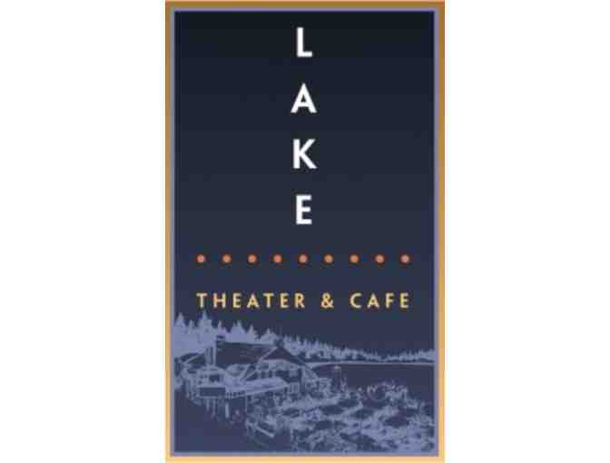 Ten Tickets for Movie & Popcorn at the Lake Theatre and Cafe in Lake Oswego