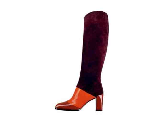 Roger Vivier Knee-High Boots