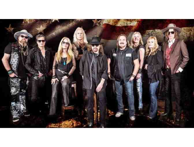 "Lynyrd Skynyrd ""Last of the Street Survivors Farewell Tour"" - Sept 2 Jax, FL-Terrace Suite - Photo 2"