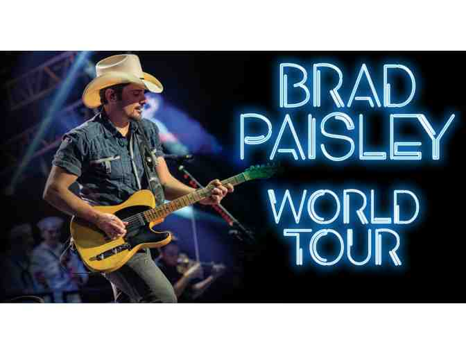 Brad Paisley Concert Tickets (Terrace Level)  Daily's Place, Jax, FL - Photo 1