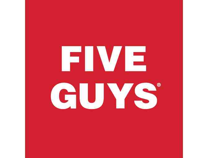 Dine at Five Guys