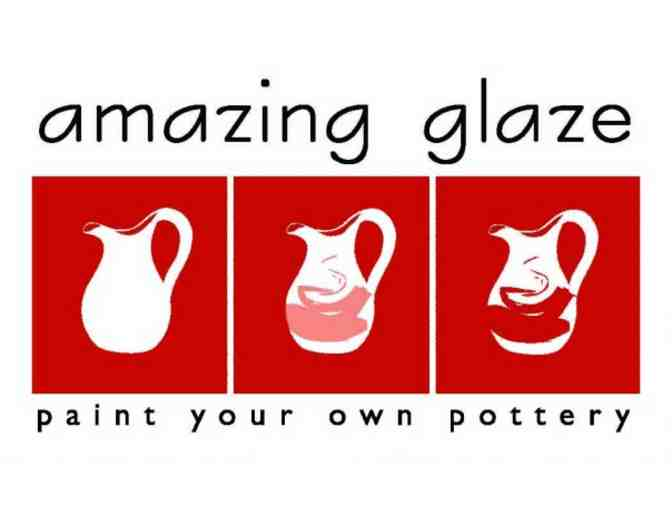 Your Own Studio Session at Amazing Glaze!