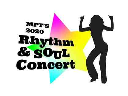 2 Tickets to 2020 Rhythm & Soul Concert