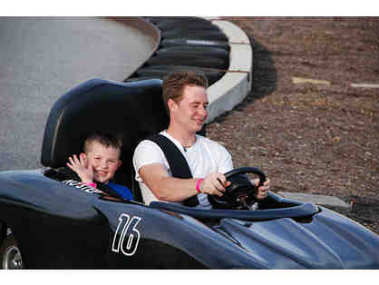 2 All Day Passes for Ozzy's Family Fun Center