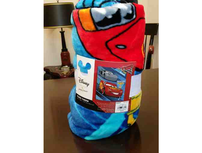 CARS Fleece Blanket - Photo 1
