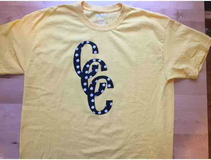 CCC T-shirt in Yellow Size XL - Photo 1