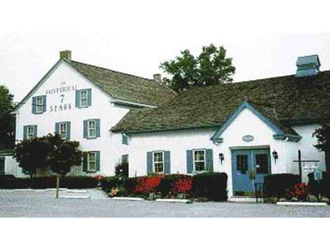 $25 Gift Certificate to the Seven Stars Inn